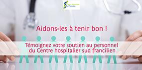 Solidarité CHSF - Facebook