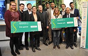 Lauréats du concours Genopole