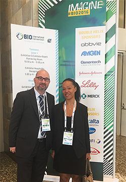 BIO conference - Genopole