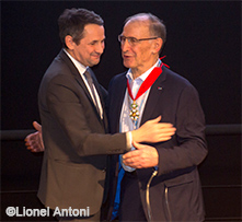 Thierry Mandon et Pierre Tambourin ©Lionel Antoni