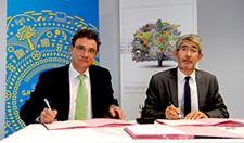 Jean-Marc Grognet et Gilles Bloch