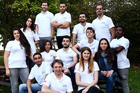 Equipe iGEM d'Evry PAris-Saclay