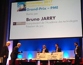 Ynsect - Prix de l'Académie des technologies