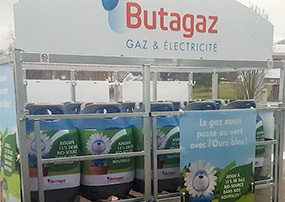 Global Bioenergies et Butagaz