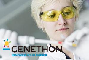 Généthon - thérapie génique