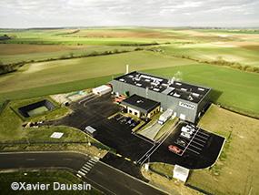 Innovafeed - Nouvelle usine - ©Xavier Daussin