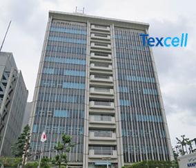 Texcell s'implante au Japon