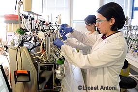Global Bioenergies - @Lionel Antoni