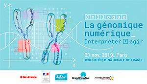 la génomique numérique