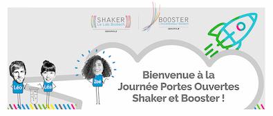Shaker Booster - JPO