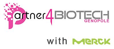 Partner4Biotech - with MERCK