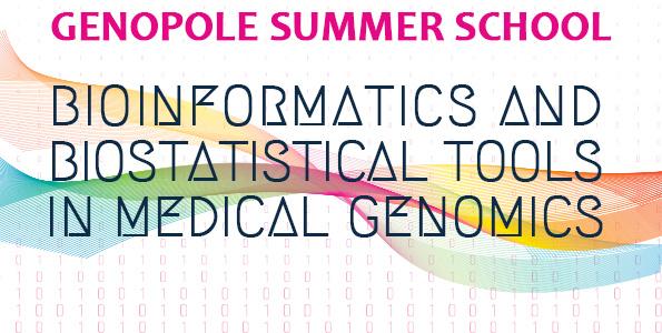 Summer School Genopole 2019 - Bioinformatic and biostatistic tools in medical genomics