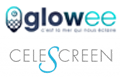 Glowee and CeleScreen