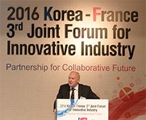 D. Gauvreau @ 2016Korea Forum