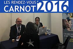 Rendez-vous CARNOT 2016 - Laurent & Hélène