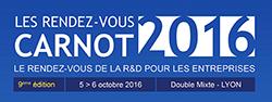 Rendez-vous CARNOT 2016