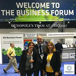 BIO 2017 - Genopole's Team