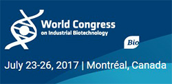Wordl Congress on industrial biotechnology - Montreal