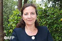 Fr�d�rique Vidal �AFP