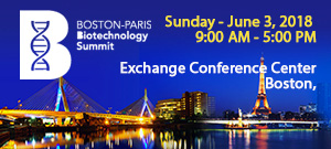Boston Paris biotechnology Summit