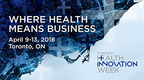 Toronto Health innovation 2018